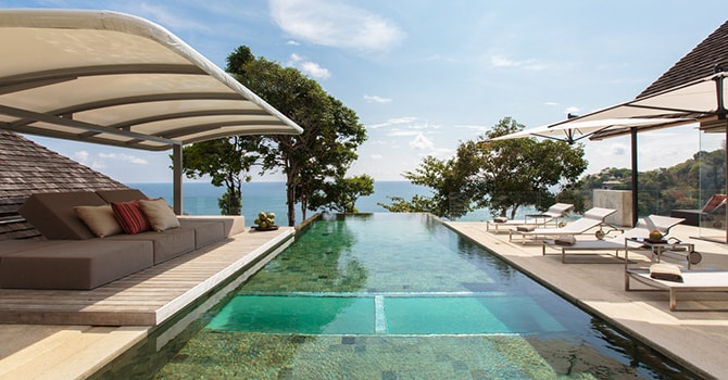 Villa Saengootsa  15 meter infinity-edge private pool