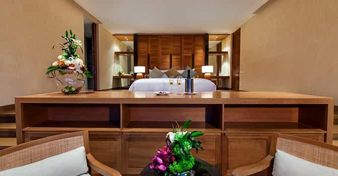 Villa Sawarin  Master Suite 1